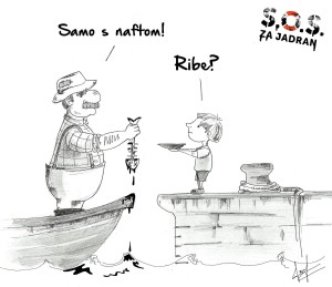 S.O.S za Jadran – borba protiv bušenja nafte u Jadranu!