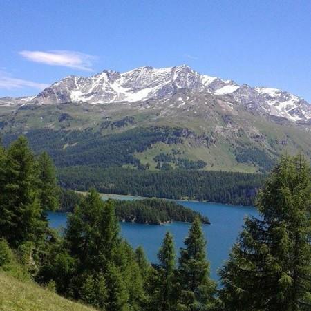 Dolina Engandine u Švicarskoj