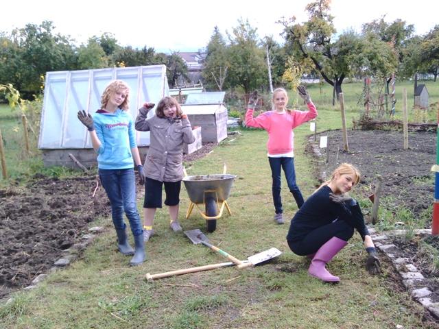 Neli volontira u Njemačkoj