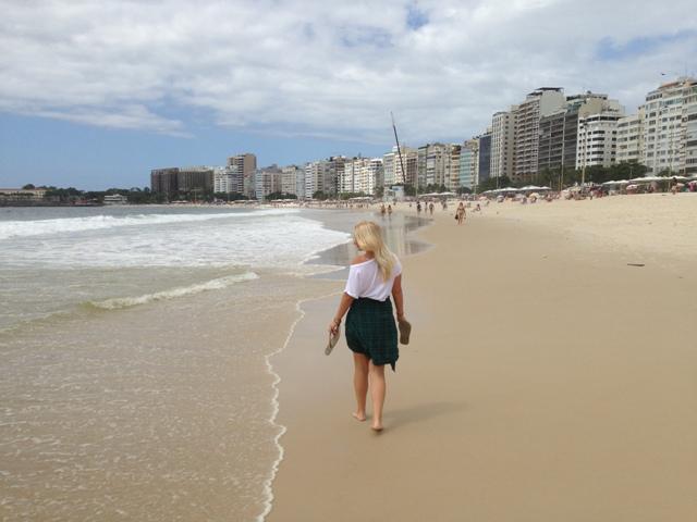 Ča će mi Copacabana?