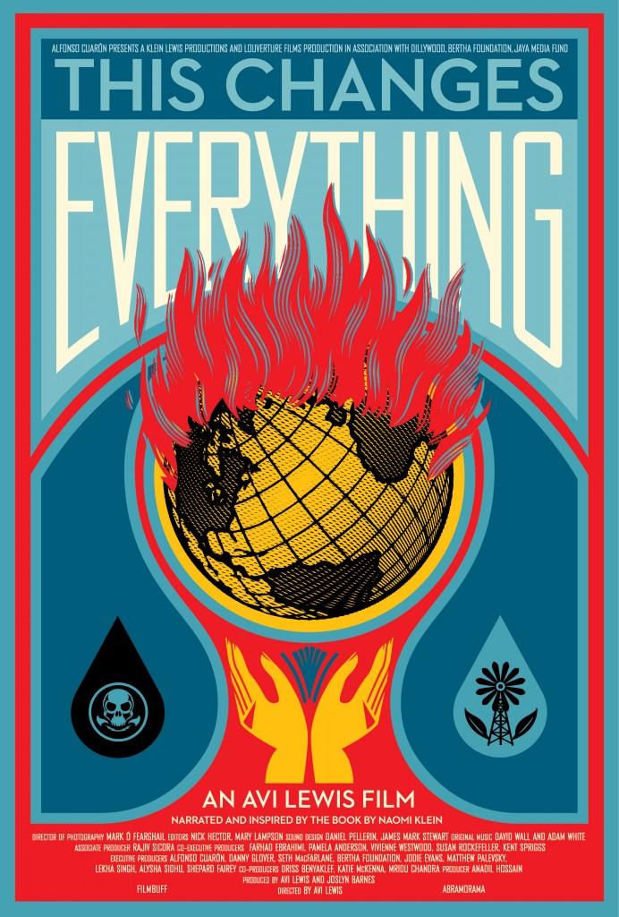"""Panel raspravu o klimatskim promjenama i besplatnu projekciju filma prema knjizi Naomi Klein """"Ovo mijenja sve/This Changes Everything"""""""