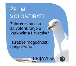 Ovo ljeto volontiraj u parkovima Hrvatske