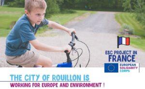 Prilika za volontiranje u Francuskoj na godinu dana – hint: bicikla!