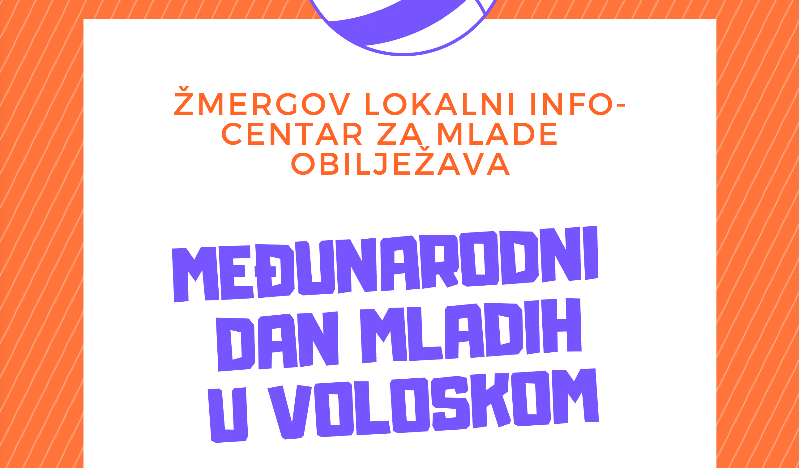 ŽLICA slavi Međunarodni dan mladih 2021. u Voloskom