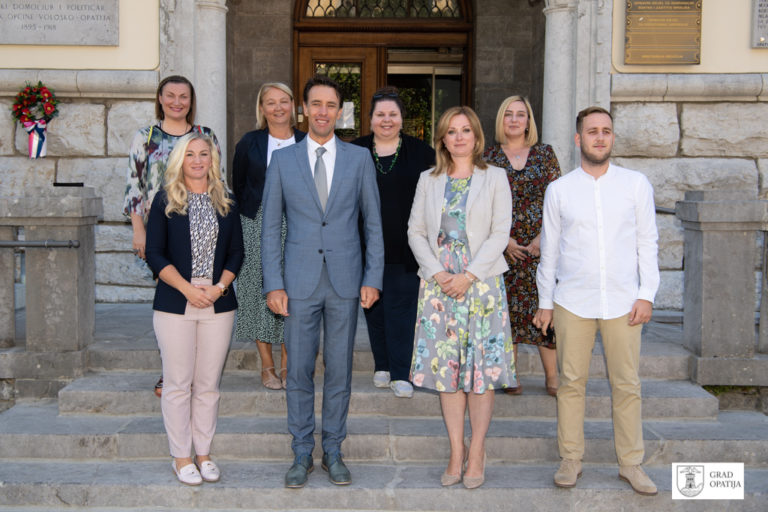 Državnoj tajnici za demografiju i mlade Žmergo predstavio dobru praksu rada s mladima