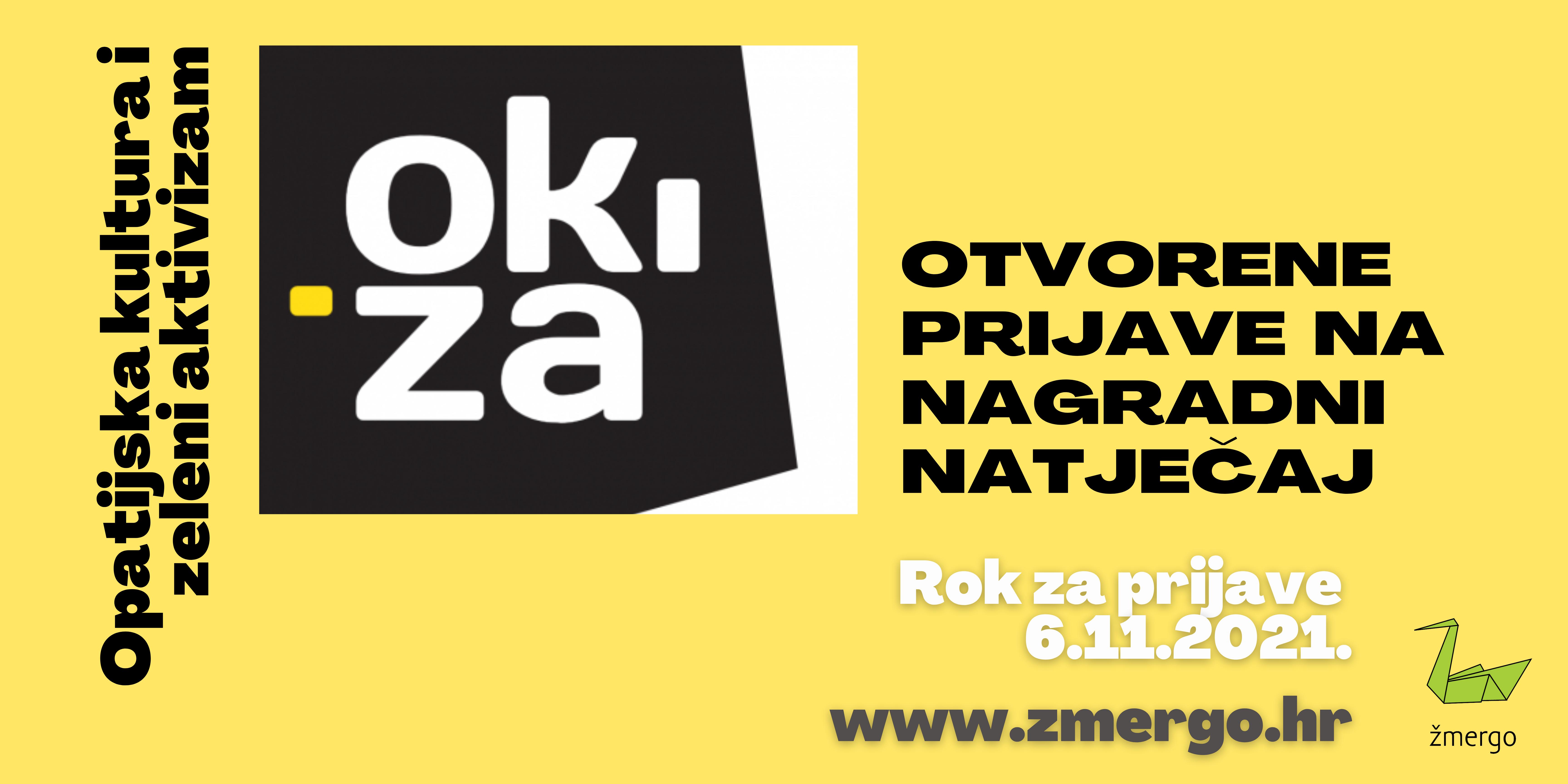Otvoren poziv za prijave na OKiZA 2021.