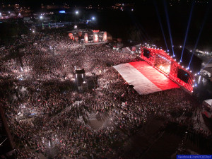 Poljski Woodstock – NAJVEĆI festival na otvorenome u Europi
