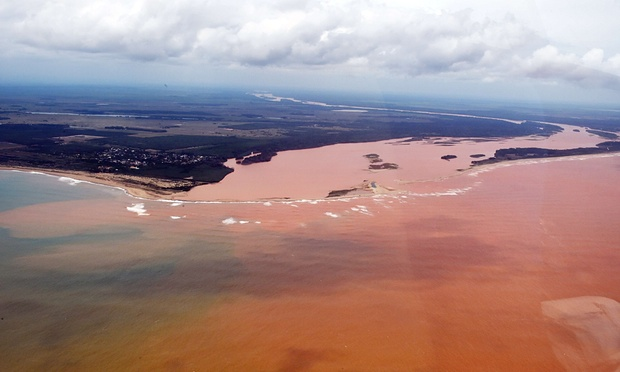 Ekološka tragedija u Brazilu
