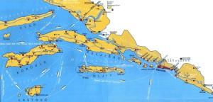 Teški metali u sedimentu otoka Lastova i Mljeta i grada Dubrovnika