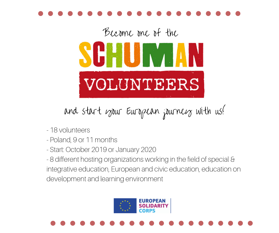 ESC volontiranje u Poljskoj