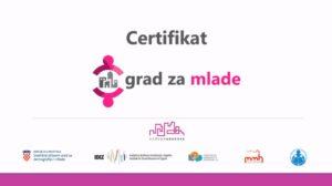 Titula Grad za mlade