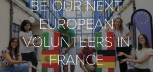 Prilika za 11 mjeseci volontiranja u Francuskoj od rujna 2021.
